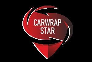 Das Logo der Firma Carwrap Star aus Celle