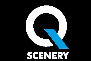 Der Logo der Firma Q-Scenery